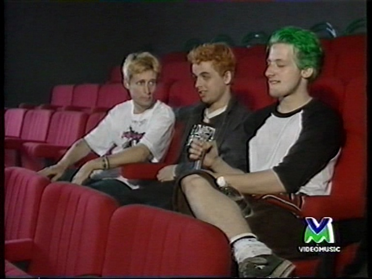 Green Day (1994) – Paul Simonon