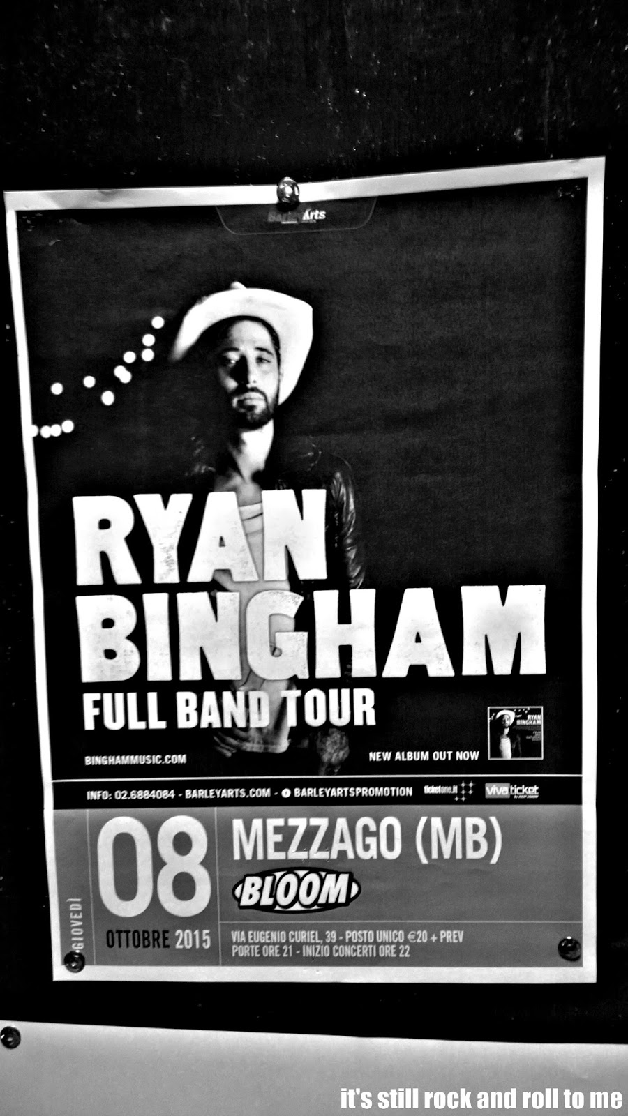 Ryan Bingham…and more! Anni 2010s