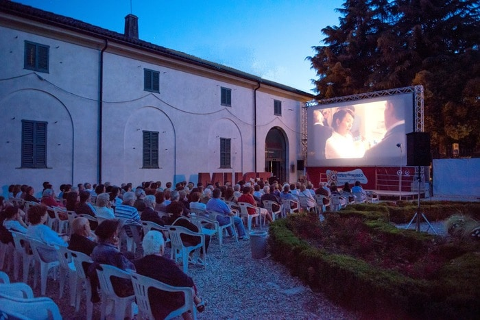 BloomCinema – Un cinema all'aperto