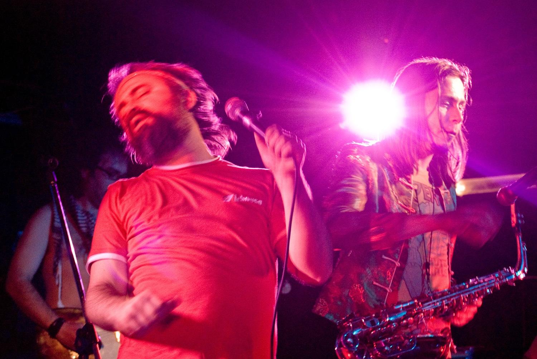 Concerto dei Mariposa, la band di Enrico Gabrielli che produce un'alchimia musicale fatta di rock e di canzone d'autore. 2010
