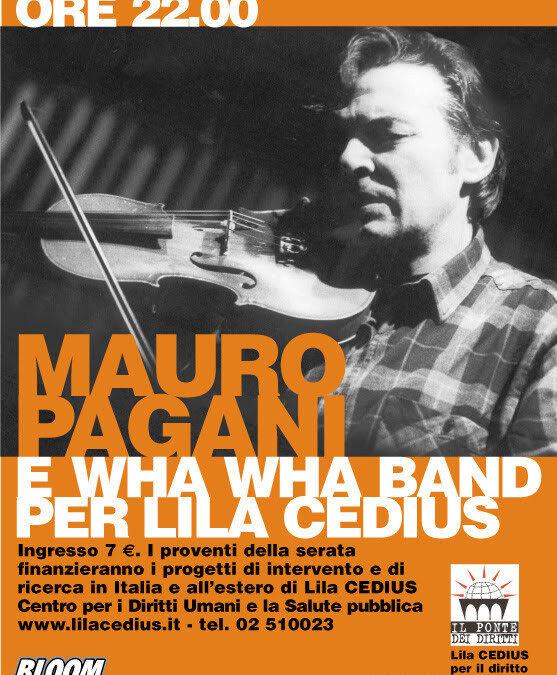 Italian Stars: Mauro Pagani – Shandon – Verdena – Six Minute War Madness