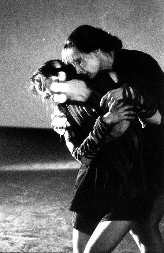 La danzatrice Luisa Casiraghi. Ha tenuto seminari di teatro-danza a Bloom, dove ha anche girato due video. 1991