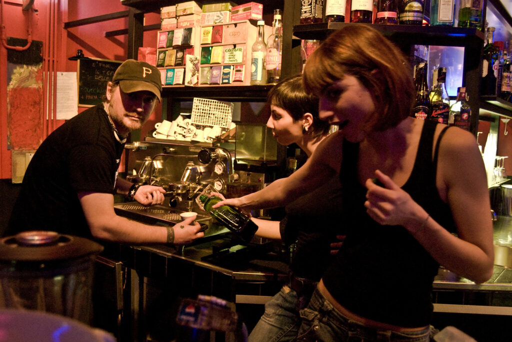 william-meWilliam Mecum dei Karma to burn alla macchina del caffe 20.11.09cum-karma-to-burn-alla-macchina-del-caffe-20.11.09