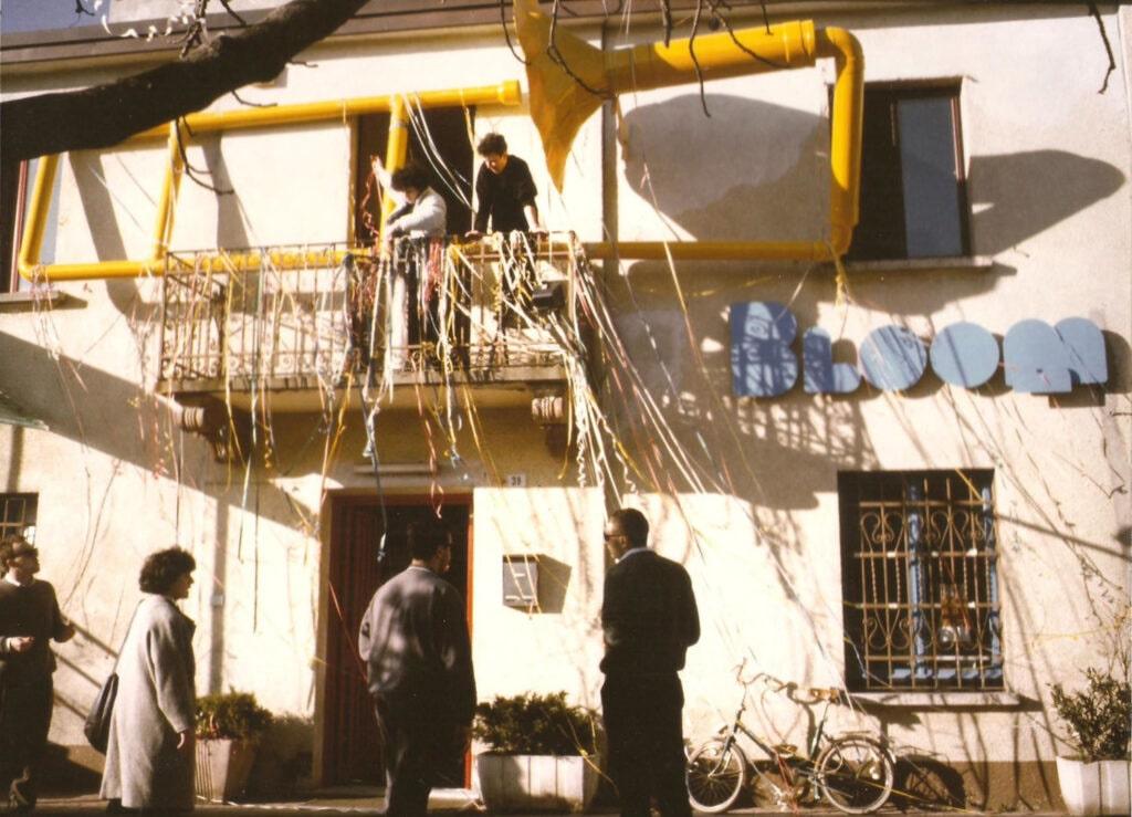 Scenografie per il carnevale 1993