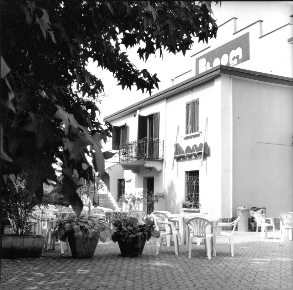 La terrazza. 2004