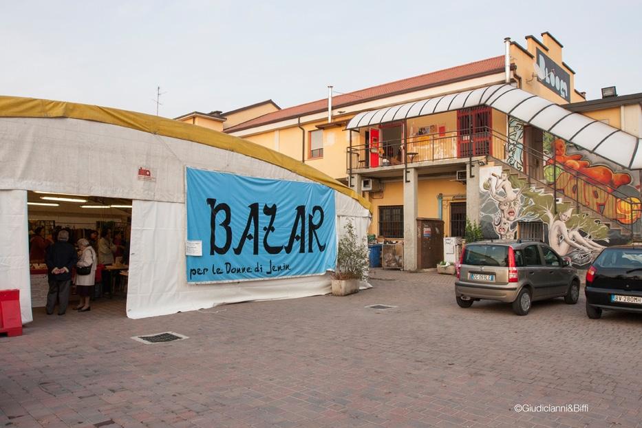 Il bazar per le donne di Jenin