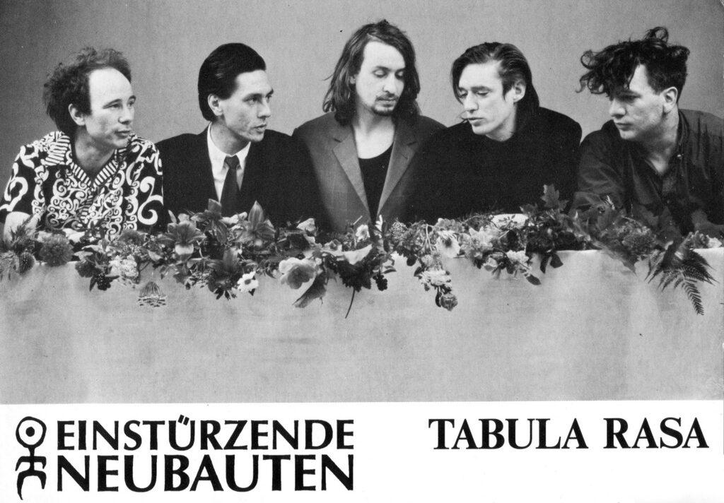 Gli Einstürzende Neubaten. 1993