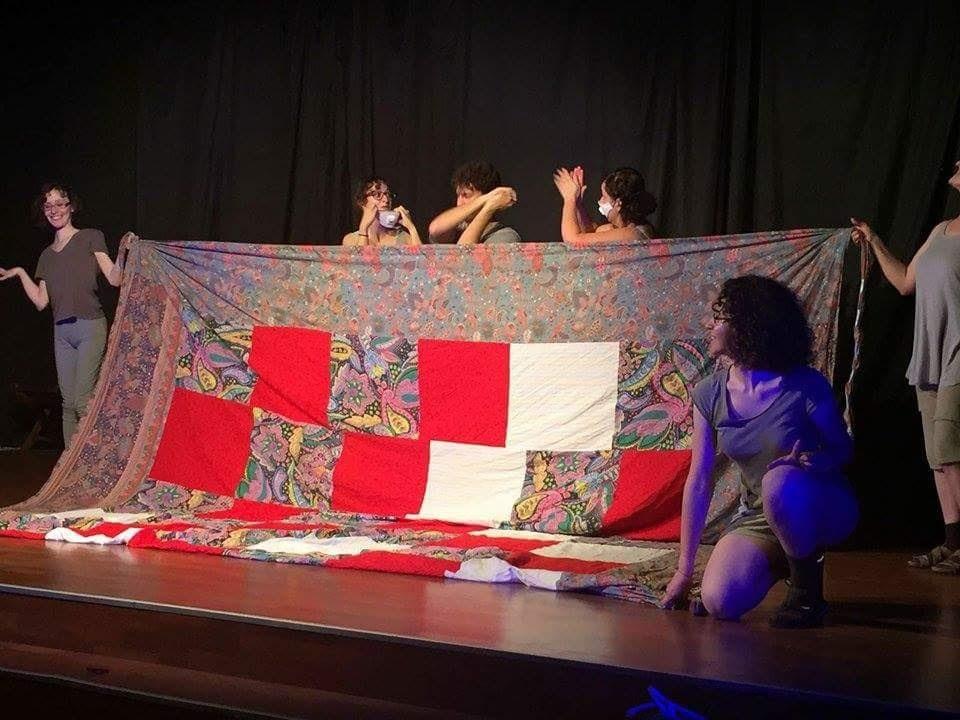 Settantadue poltroncine rosse, spettacolo finale del corso di teatro curato da Lilli Valcepina e Aldo Castelli. 2015