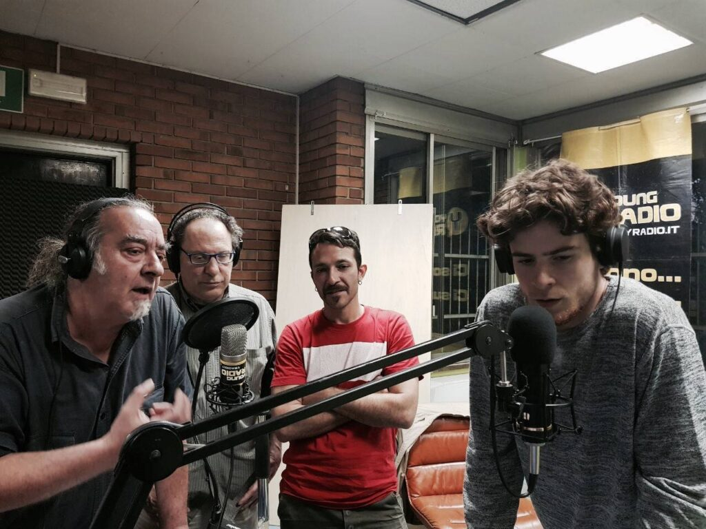 Intervista a Young Radio. 2017